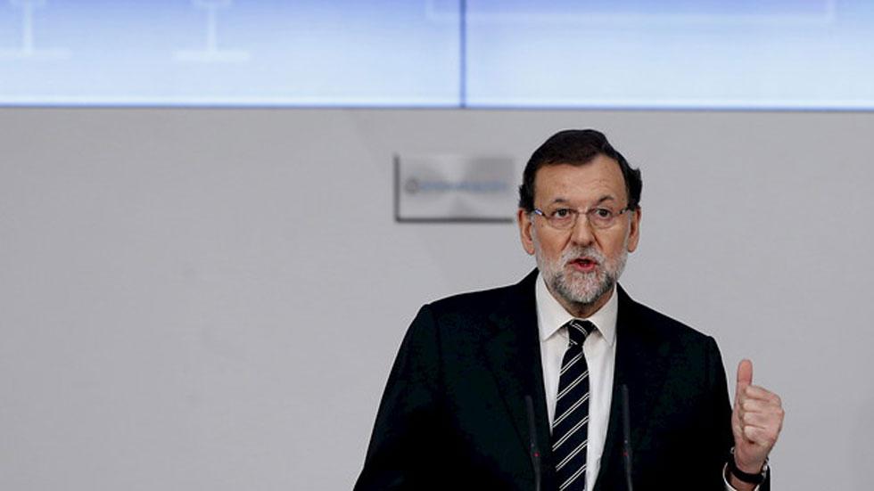 Rajoy cifra en 20.000 millones el ahorro que supuso en 2014 la administración electrónica