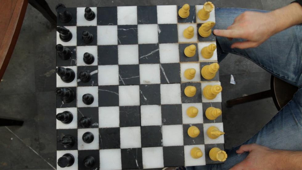 Órbita Laika - Una de mates - El ajedrez y su leyenda