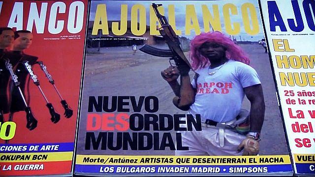 UNED - Ajoblanco. El retorno de la revuelta - 24/11/17