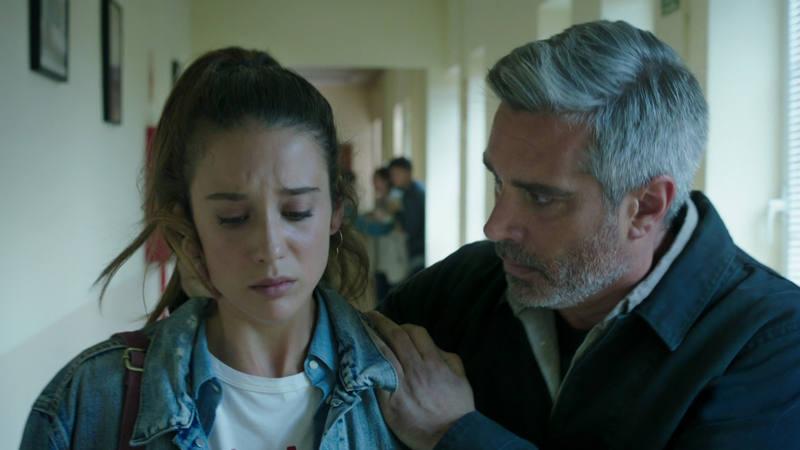 Alba, asustada tras la reacción de la madre de Cristina Romero