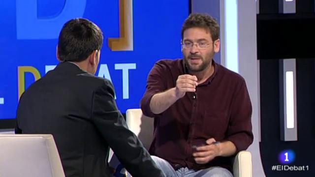 El Debat de La 1 - Albano Dante Fachín, secretari general de Podem Catalunya