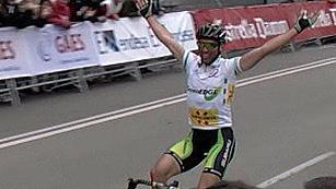 Albasini gana la segunda etapa de la Volta