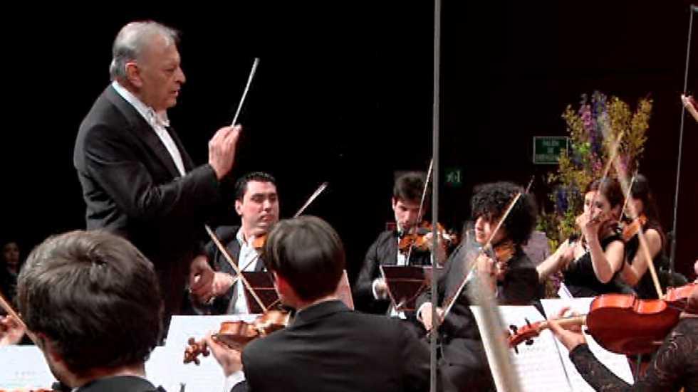 Los conciertos de La 2 - F. Albéniz (Zubin Mehta)