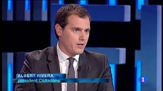 El debat de La1 - Entrevista a Albert Rivera
