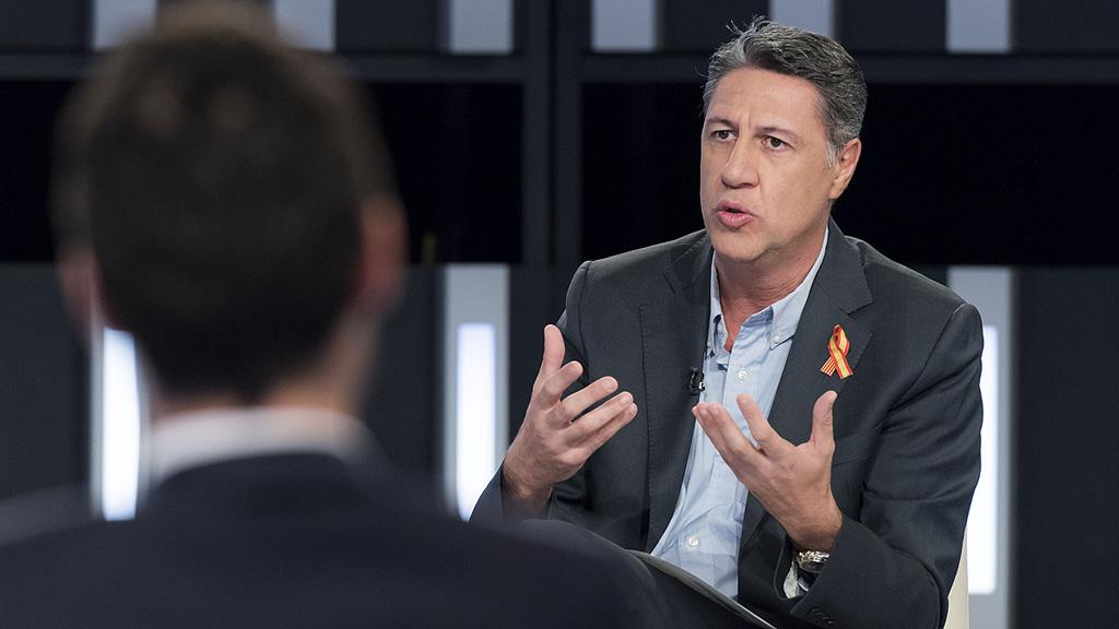 """Albiol: """"Yo quiero que la prima de Puigdemont vuelva a Cataluña"""""""