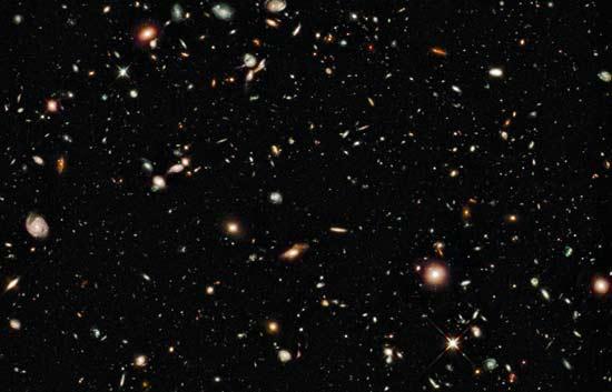 El telescopio Hubble capta imágenes de los albores del ...