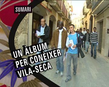 Els nous catalans - L'apunt: Un àlbum per conèixer Vilaseca