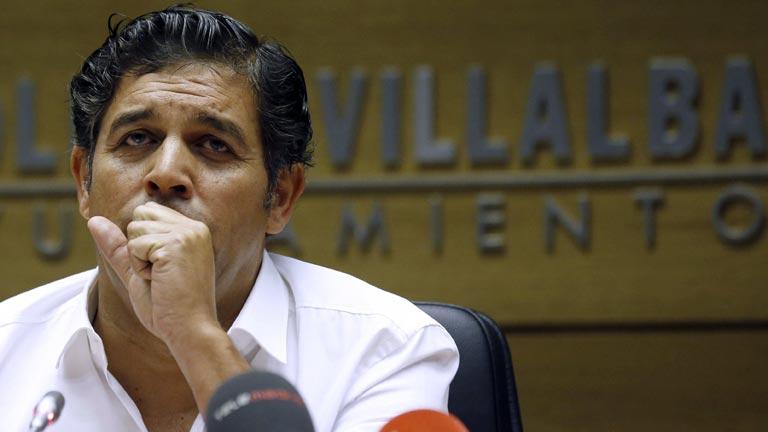 El alcalde de Collado Villalba dimite tras su detención en la Operación Púnica