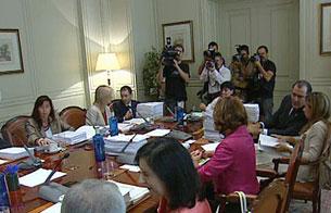 El juez Garzón presenta sus alegaciones al Consejo General del Poder Judicial