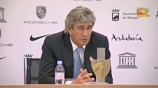 La alegría del Málaga y la decepción del Sporting