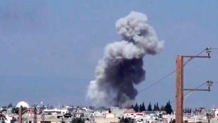 La represión siria se centra ahora en la ciudad de Alepo