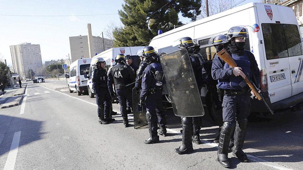 Alerta en Marsella por un tiroteo entre bandas rivales de tráfico de drogas