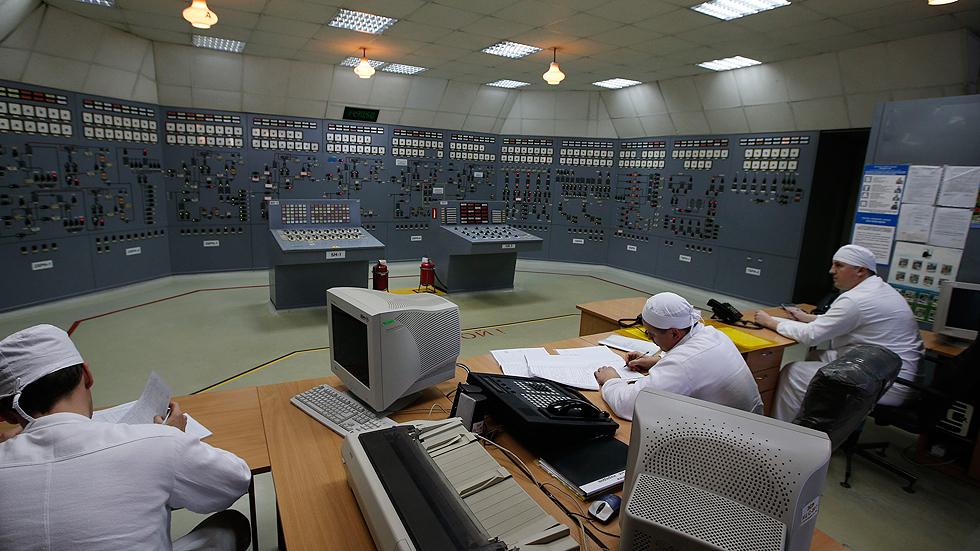 Alerta nuclear en Ucrania por una avería en la mayor central atómica de Europa