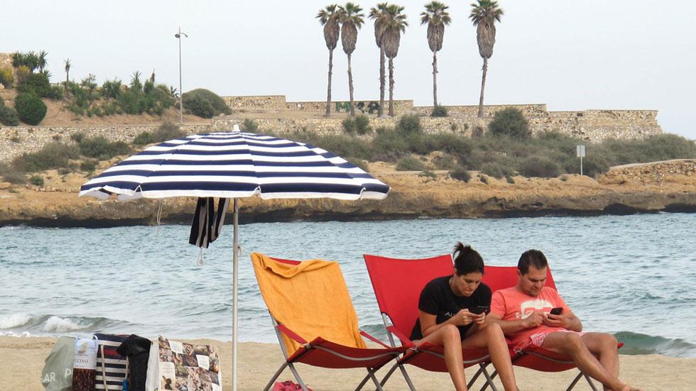 Alerta roja en la Comunidad Valenciana, que puede llegar a los 42 grados