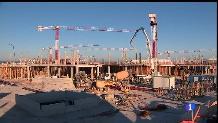 Alerten d'una recessió en la construcció