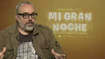 Ir al VideoÁlex de la Iglesia estrena 'Mi gran noche'