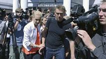 Ir al VideoAlexei Navalni, líder de la oposición rusa, está en libertad provisional