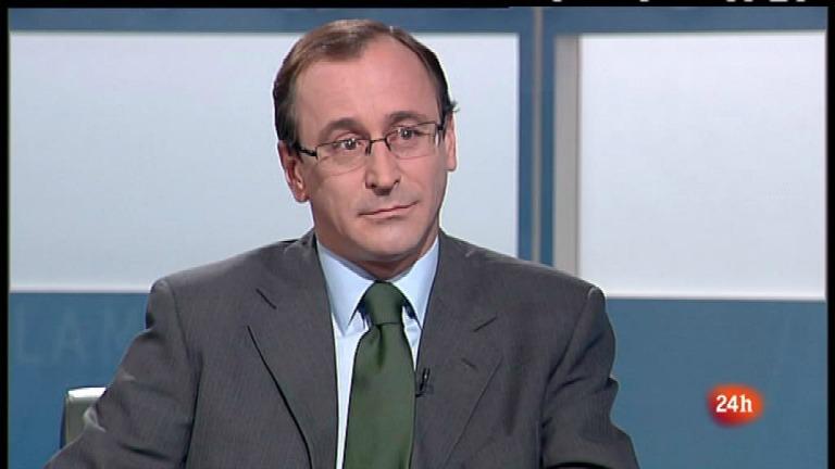 Parlamento - La entrevista - Alfonso Alonso - 03/03/2012