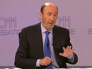 Alfredo P. Rubalcaba le pide a Mariano Rajoy que retire el recurso constitucional contra la ley del matrimonio homosexual