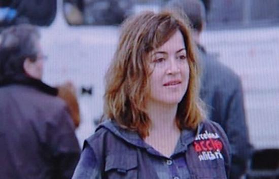 La voluntaria española Alicia Gaméz, en libertad después de 101 días de secuestro