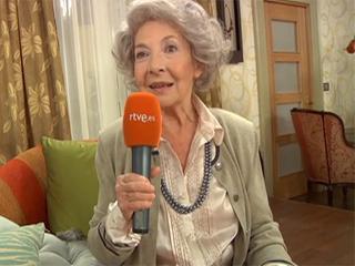 """Las chicas de oro - Alicia Hermida: """"'Sofía' tiene comentarios muy hirientes pero un gran sentido del humor"""""""