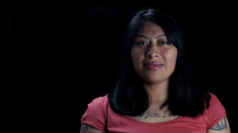 Documentos TV - Alma, hija de la violencia - Avance
