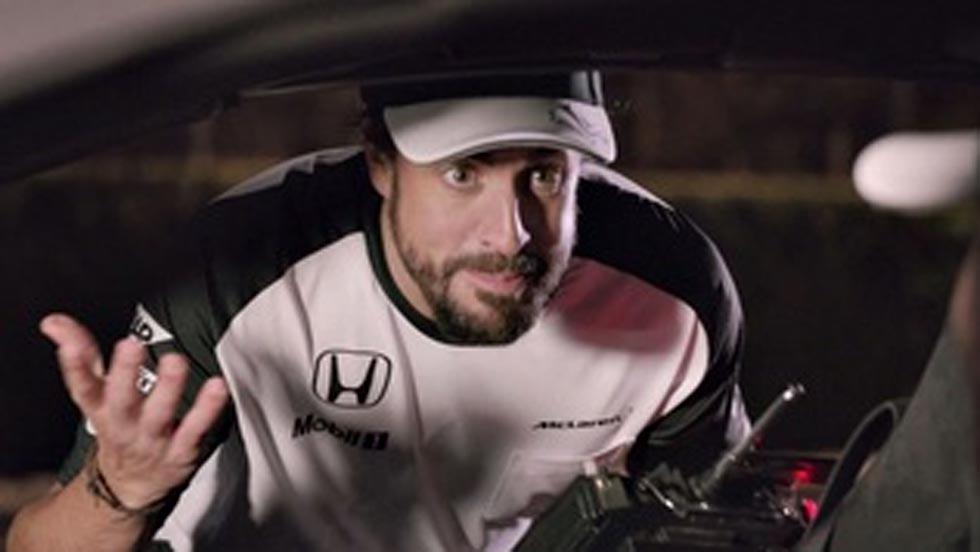 Alonso y Button regresan al futuro