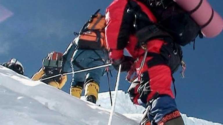 Terminan las labores de rescate de los alpinistas desaparecidos en Nepal