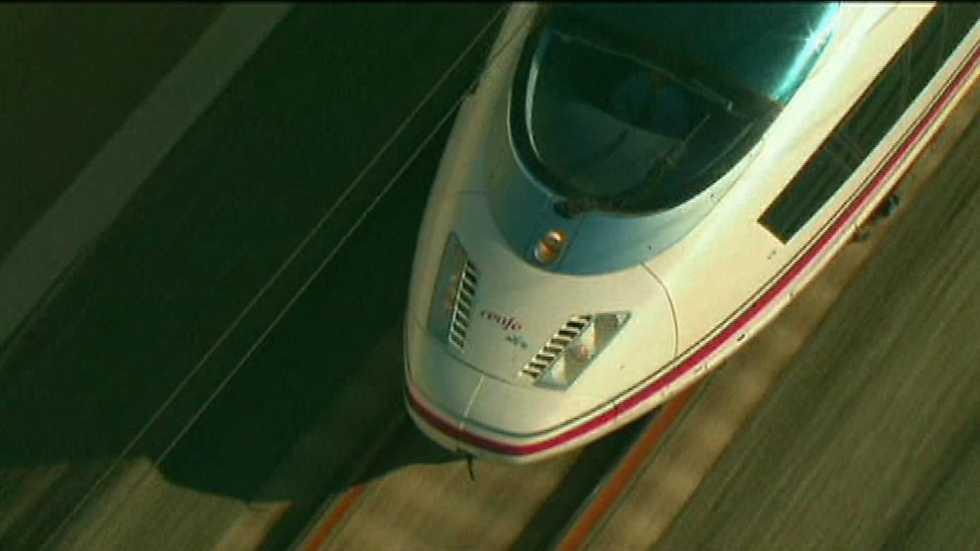 Historias de trenes - Alta velocidad (España)