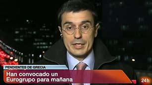 """Altafaj, portavoz de la CE: """"Grecia ha vivido por encima de sus posibilidades muchísimos años"""""""