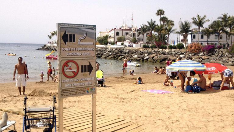 Altas temperaturas en Lanzarote, Fuerteventura y Gran Canaria
