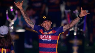 Alves deja el Barça y pone rumbo a Turín