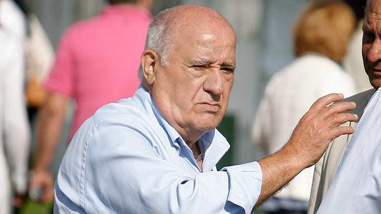 El español Amancio Ortega pasa a ser el tercer hombre más rico del mundo, según Bloomberg