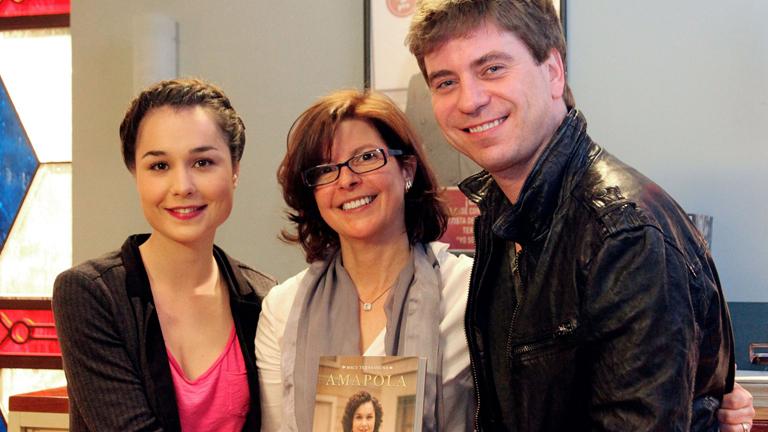 Más Gente - 'Amapola', el nuevo libro sobre 'Amar en tiempos revueltos'