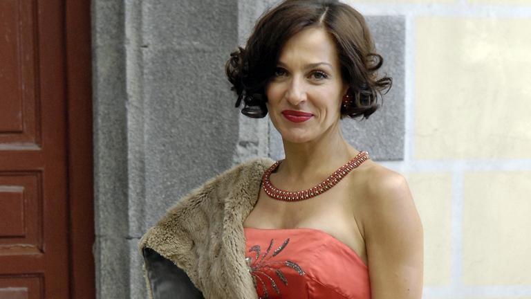 Amar - Angélica Valdés, el maquillaje y peluquería más complicado