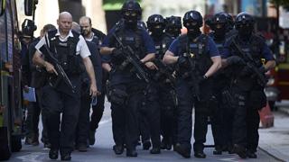 La amenaza terrorista en Londres quedó neutralizada en ocho minutos