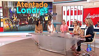 Amigas y conocidas - 06/06/17