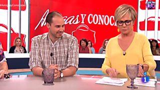 Amigas y conocidas - 07/06/17