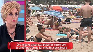 Amigas y conocidas - 23/08/16