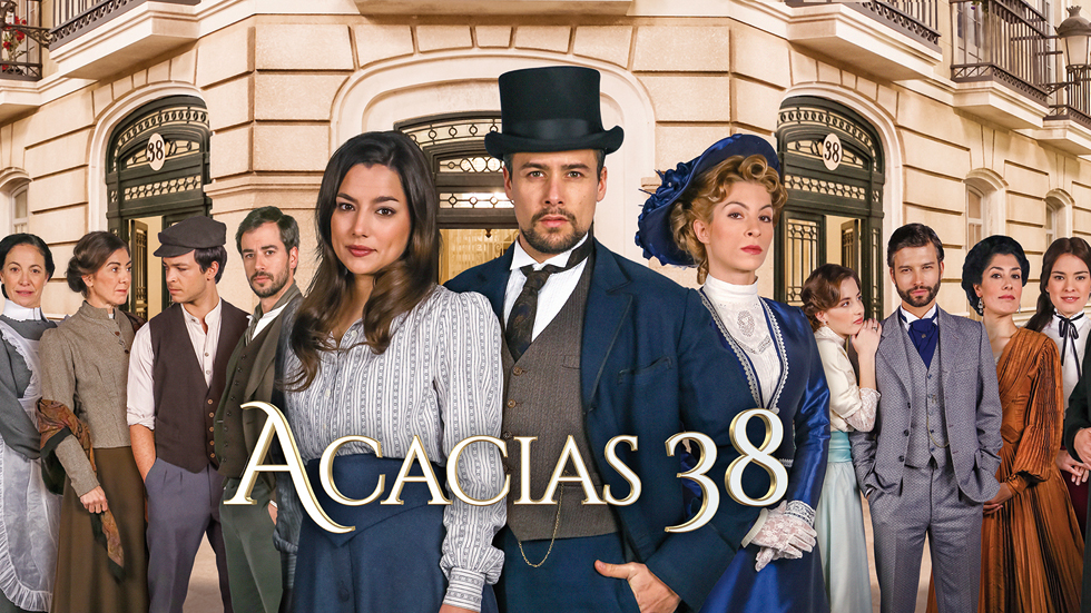 Acacias 38 1x62 Espa&ntildeol Disponible