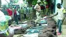 Ir al VideoAmnistía Internacional denuncia que el ejército nigeriano comete crímenes de guerra en su lucha con el grupo islamista Boko Haram