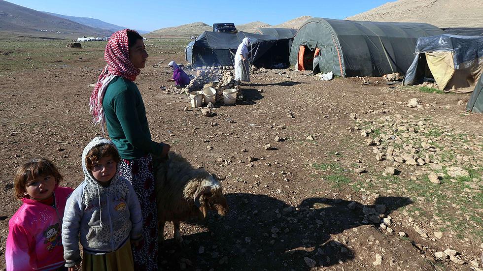 Amnistía Internacional denuncia torturas y violaciones del EI a las mujeres Yazidíes