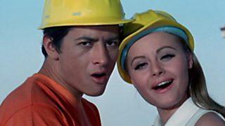 Cine de barrio - Amor en el aire
