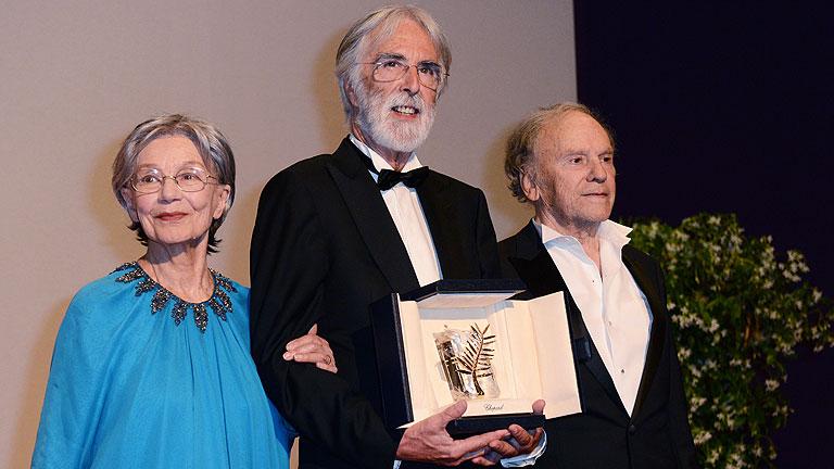 'Amour', de Michael Haneke, Palma de Oro del Festival de Cannes