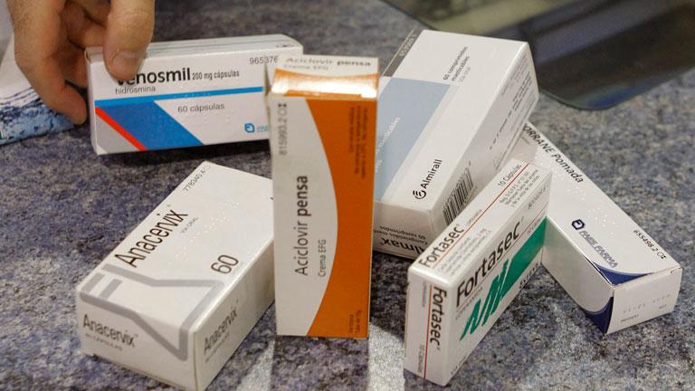 Sanidad dejará de financiar hasta 456 medicamentos