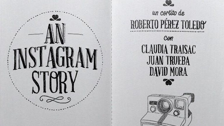 """An Instagram Story"", por Roberto Pérez Toledo"