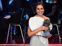 Ir al VideoAna Belén recibe el Goya de Honor 2017