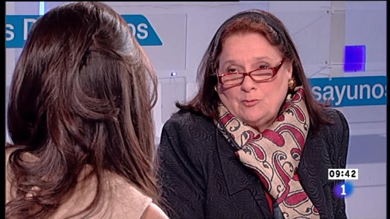 Los Desayunos de TVE - Ana María Llopis, presidenta de la cadena Dia