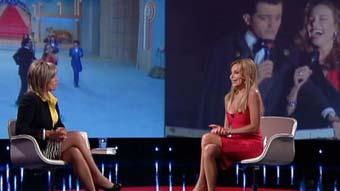 """Ana Obregón: """"Estaría feliz de aparecer fea en una película"""""""