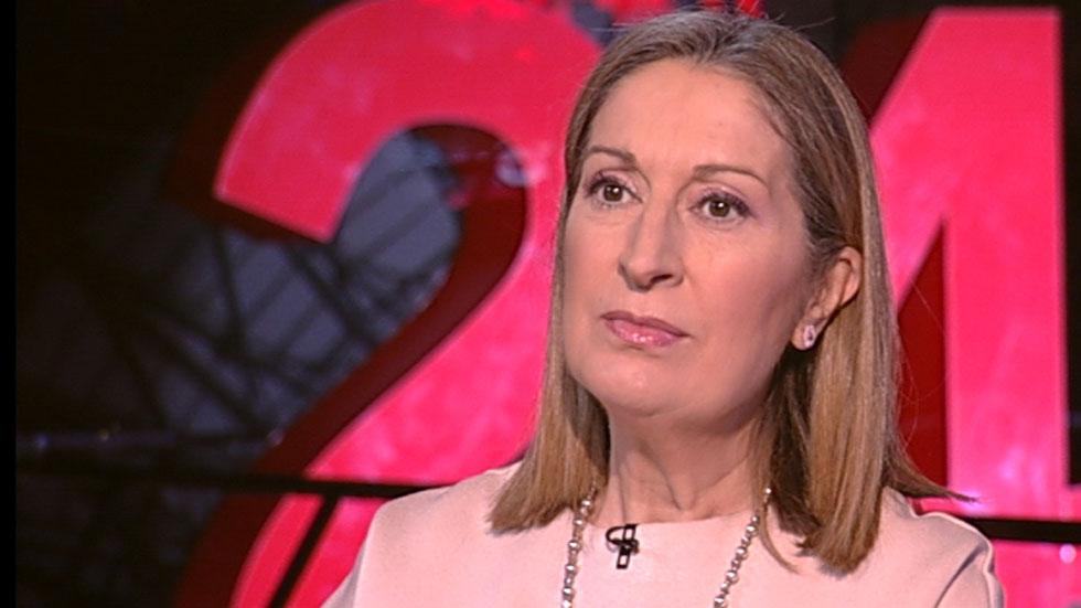 """Ana Pastor: """"Con la solución que se plantea para las autopistas el Estado no tiene que poner ni un solo euro"""""""
